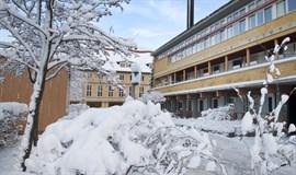 Vinter på NOH