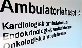 Ambulatoriehuset åbner